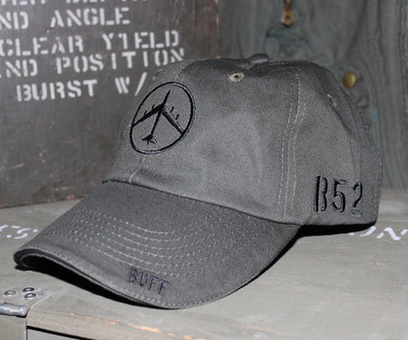 B52 Baseball Cap-Aviation Baseball Cap-USAF Baseball Cap-B52 Bomber-Aviation Clothing-Military Baseball Cap