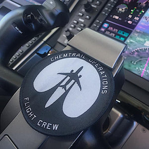 Chemtrail Flight Crew Patch
