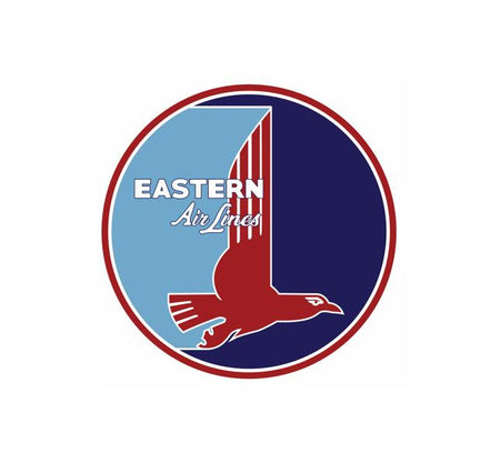 Vintage Airline Logo - Eastern Airlines Vintage Logo - Eastern Airlines Retro Decal - Eastern Airlines Vintage Decal - Eastern Air lines Retro Logo - Retro Aviation Decal - Retro Airline Logo - Aviation Decal-Aircraft Sticker-Aircraft Markings-Aviation Sticker- Aircraft Decal-Airline Logos-Airline Markings