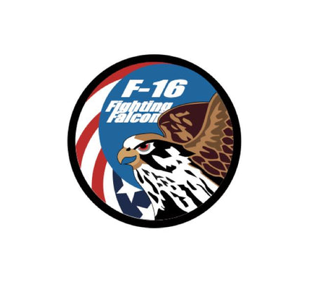F16 falcon decal - F-16 Fighting Falcon Decal - F16 sticker -  USAF Decal-Military Decal-Aviation Decal-Aircraft Sticker-Aircraft Markings-Squadron Markings-Aviation Sticker-Military Aircraft Decal
