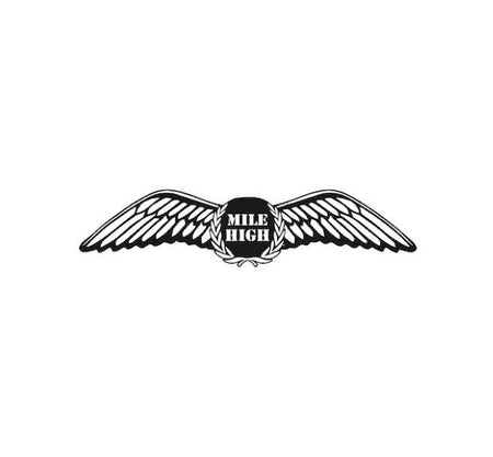 Mile High Club-Mile High Wings-Military Decal-Aviation Decal-Aircraft Sticker-Aircraft Markings-Aviation Sticker-Military Aircraft Decal