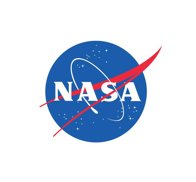 NASA Decal-Nasa Insignia-Space Sticker-Military Decal-Aviation Decal-Aircraft Sticker-Aircraft Markings-Aviation Sticker-Military Aircraft Decal- Space Decal - NASA Meatball- Nasa Decal