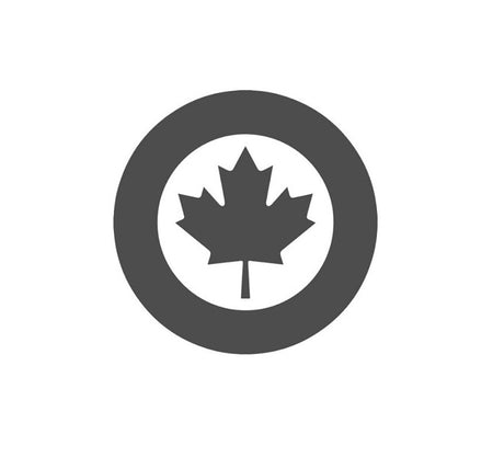 Military Decal-Aviation Decal-Aircraft Sticker-Aircraft Markings-Aviation Sticker-Military Aircraft Decal-RCAF Decal-Canada Decal