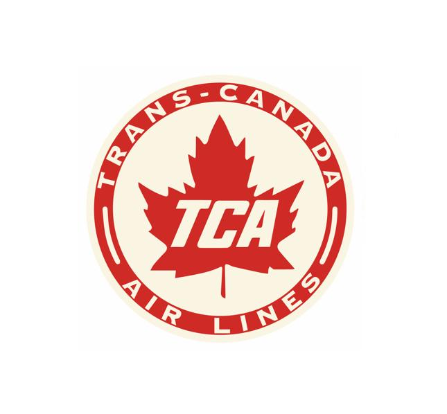 Trans Canada Air lines - Vintage Airline Logo - Airlines Vintage Logo - American Airlines Eagle - American Airlines Vintage Decal - American Airlines Retro Logo - Retro Aviation Decal - Retro Airline Logo - Aviation Decal-Aircraft Sticker-Aircraft Markings-Aviation Sticker- Aircraft Decal-Airline Logos-Airline Markings