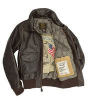 WASP Jacket-WW2 Jacket-Women's Flight Jacket-Women's Bomber Jacket-Leather Flight jacket-Women Pilots