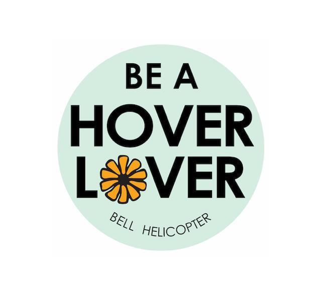 Bell Helicopter - Helicopter Decal - Helicopter sticker - Aviation Decal - Aviation Sticker - Vietnam Decal - Military Sticker - 60s Sticker - Flower Power Decal - Aviation Decal