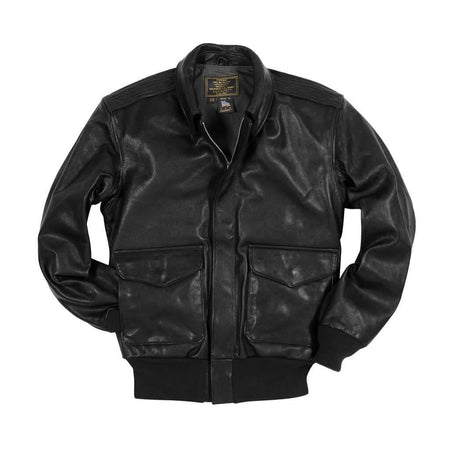 USAF 21st Century A2-USAF Jacket-A2 Jacket-Pilots Jacket-Fighter Pilot Jacket-Flight Jacket