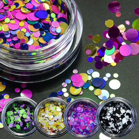 Nail Art Glitter Decoration - getnewdeals