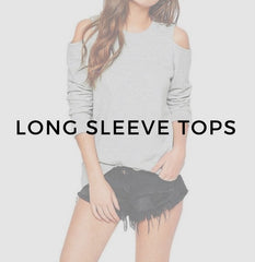 Udress Store - Long Sleeve Tops