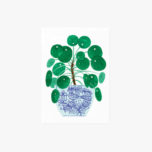 PILEA | mini art print