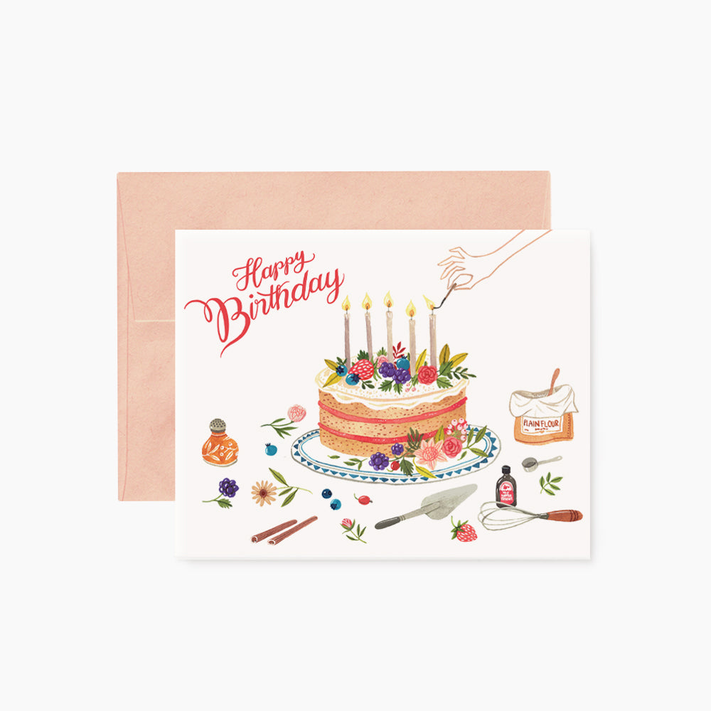 Surprising Happy Birthday Cake Card Oanabefort Funny Birthday Cards Online Fluifree Goldxyz