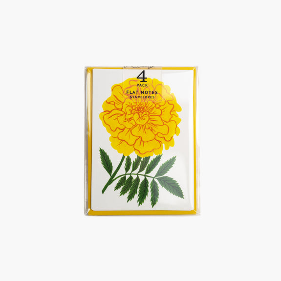 Marigold | Mini Cards