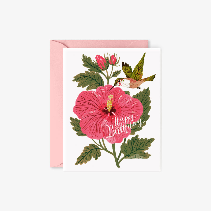 Hummingbird | Birthday card
