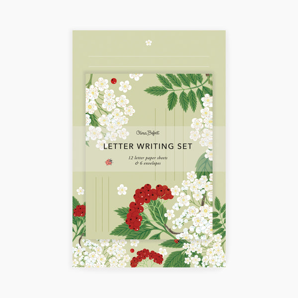 MOUNTAIN ASH | Letter Writing Set