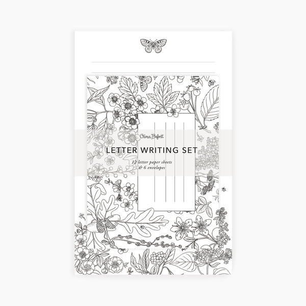 TREE BLOOMS | Letter Writing Set