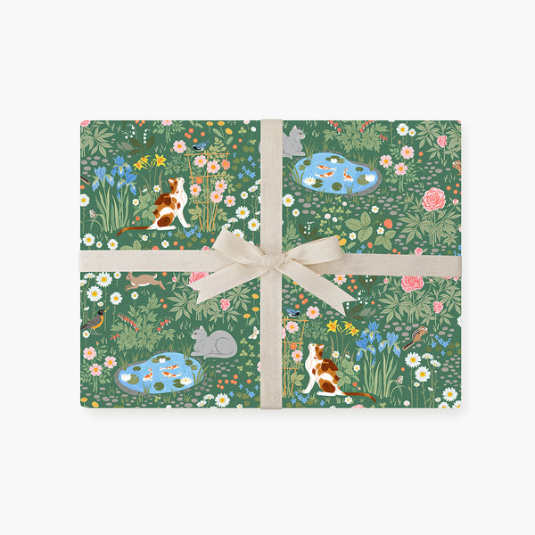 Feathered Friends | Gift Wrap