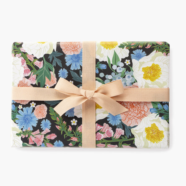 FLORA | Gift Wrap Sheets