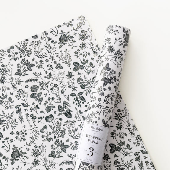 MEADOW cream | Gift Wrap Sheets