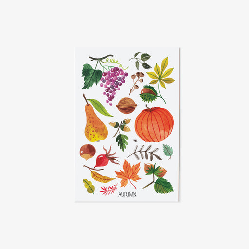 Autumn | postcard