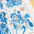 Artist Stamp No. 25 | Limited Edition