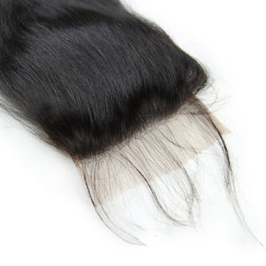 Luxe Straight HD Lace Closure