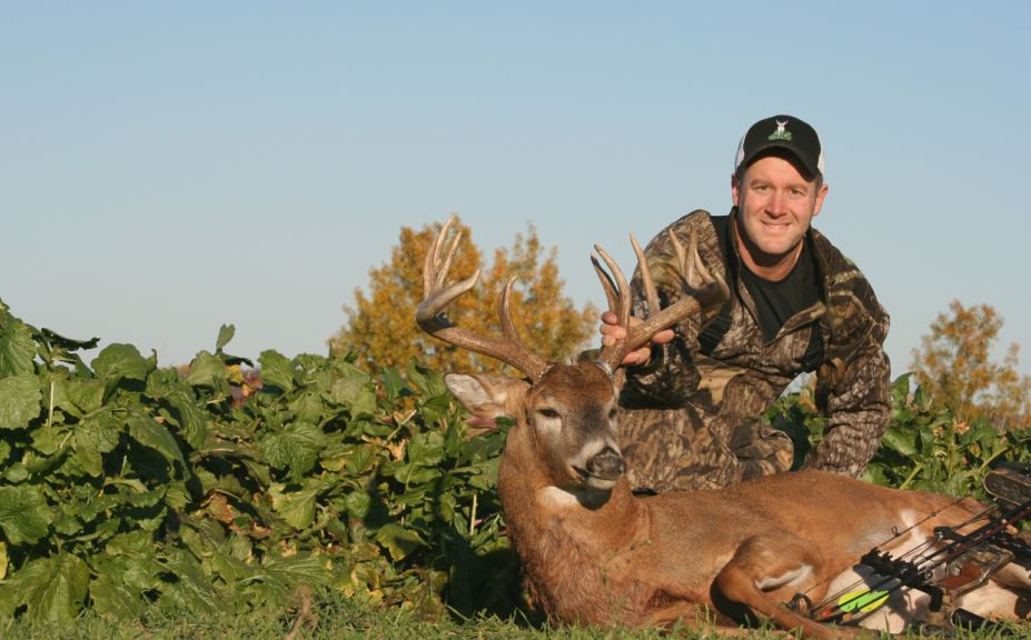 4 Steps For Killing A Target Buck