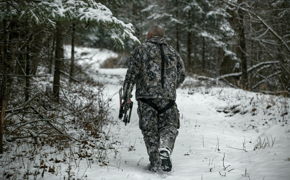 How To Hunt Deer In The Snow