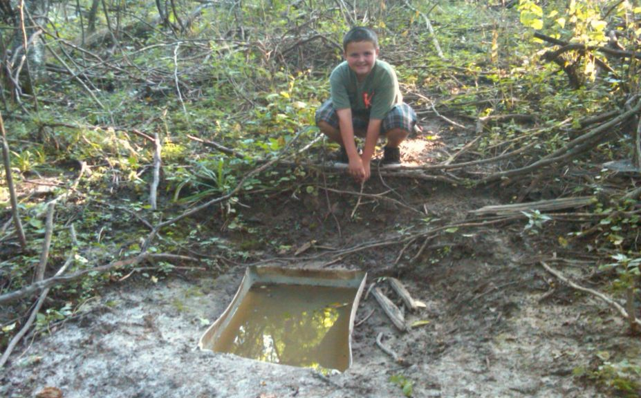 Why You Need To Hide Your Deer Waterholes