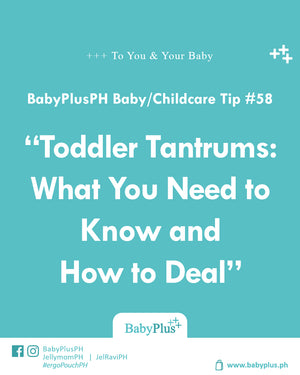 Toddler Tantrums: What You Need to Know and How to Deal
