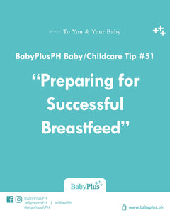 Preparing for Successful Breastfeed