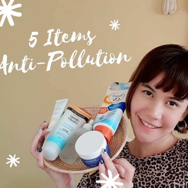 Top 5 Ranked Anti-Pollution PM2.5 Items | By Amilyiam