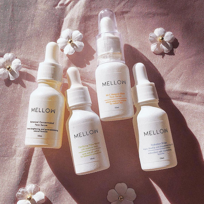 Vit C Serum, Hydration Drops & Clarifying Face Serum | Review by _GlamDiary