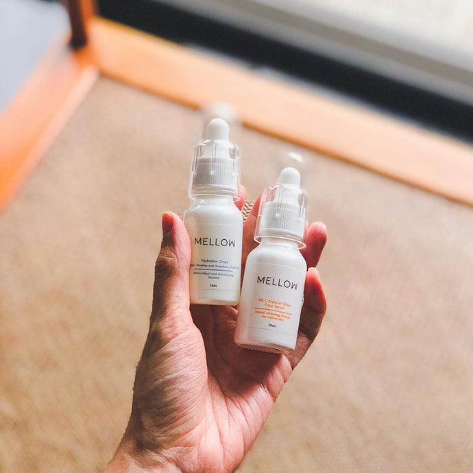 Hydration Drops & Vit C Serum | Review by Viva Waratah