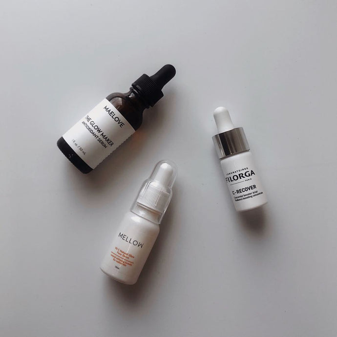 เซรั่มวิตามินซี | Vit C Natural Glow Face Serum | Review by Summer.Beavers