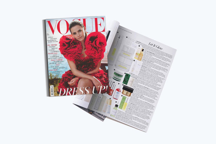 Mellow Naturals British VOGUE Feature