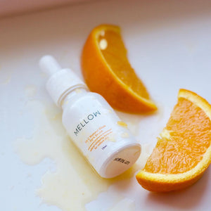 Vit C Natural Glow Face Serum | Review by DengThatGlo