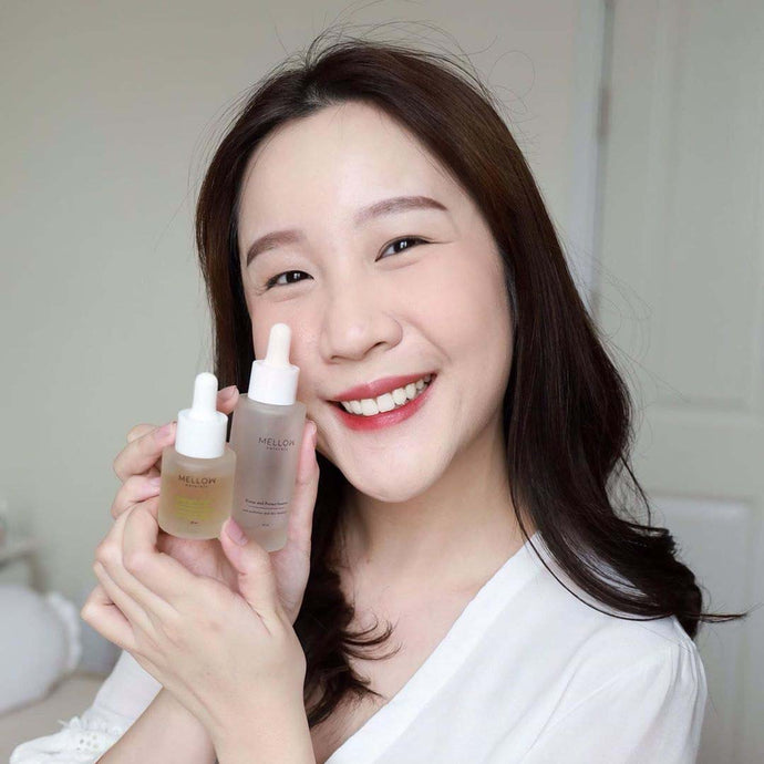 Clarifying Serum and Prime & Protect Essence | Review by Khongkhwan II