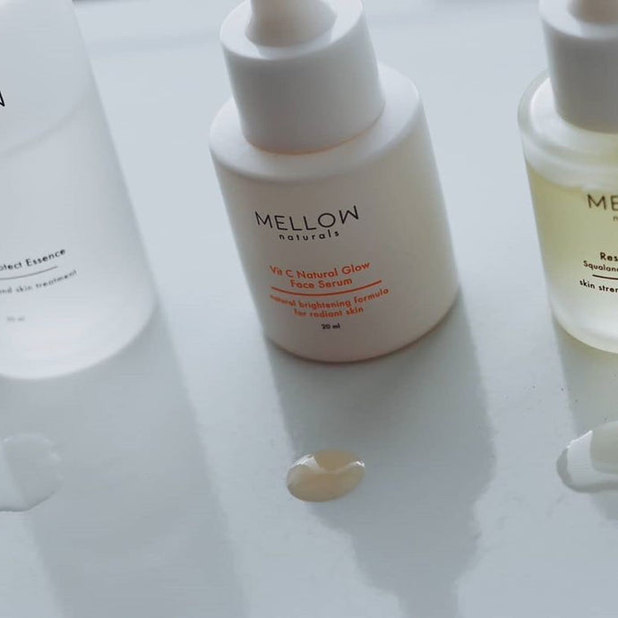 Mellow Naturals Skin Care | Review by _mc_skin