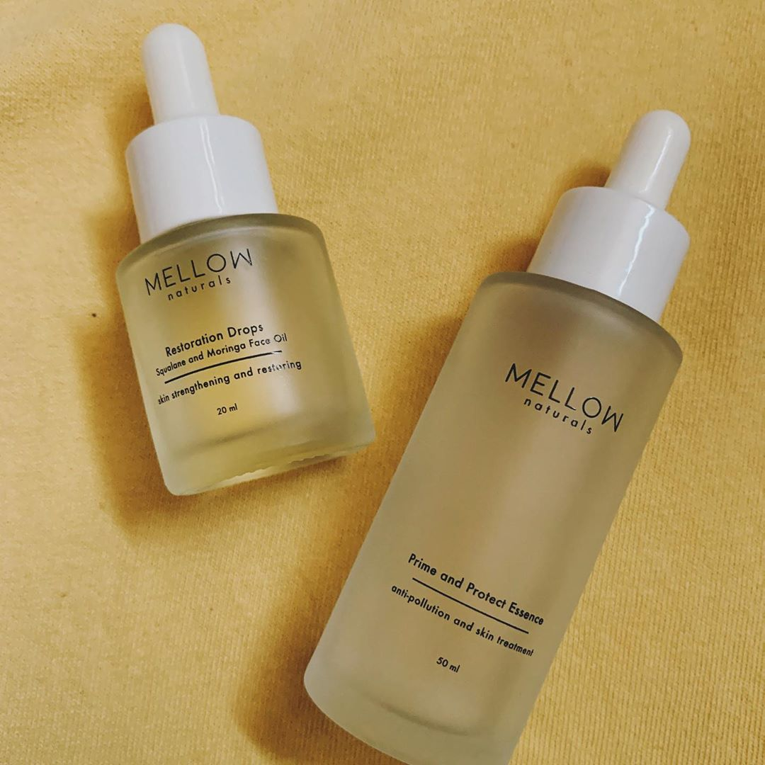 Mellow Naturals skin care face care