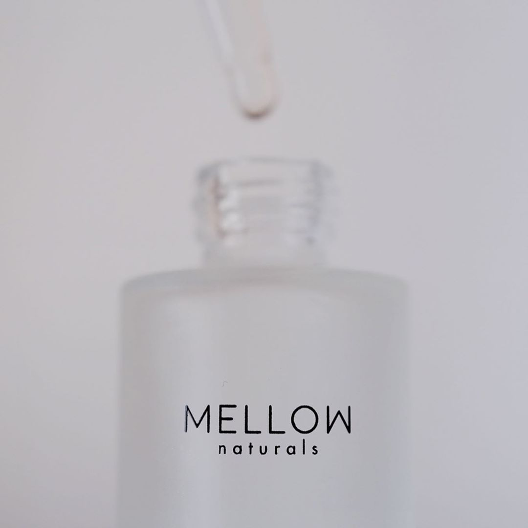 Mellow Naturals skin care face essence serum facecare