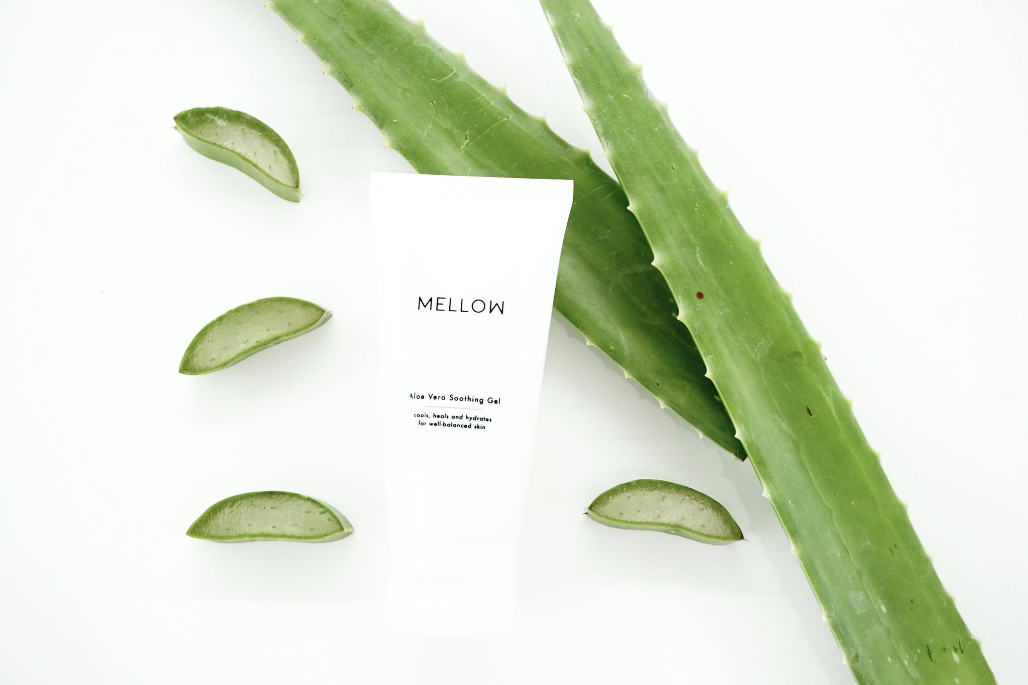 natural aloe vera skin care
