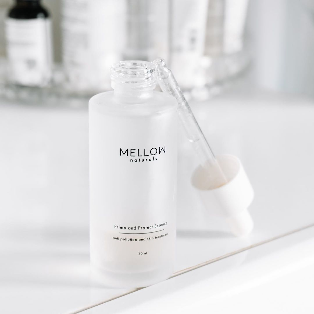 Mellow Naturals skin care essence cosmetics beauty