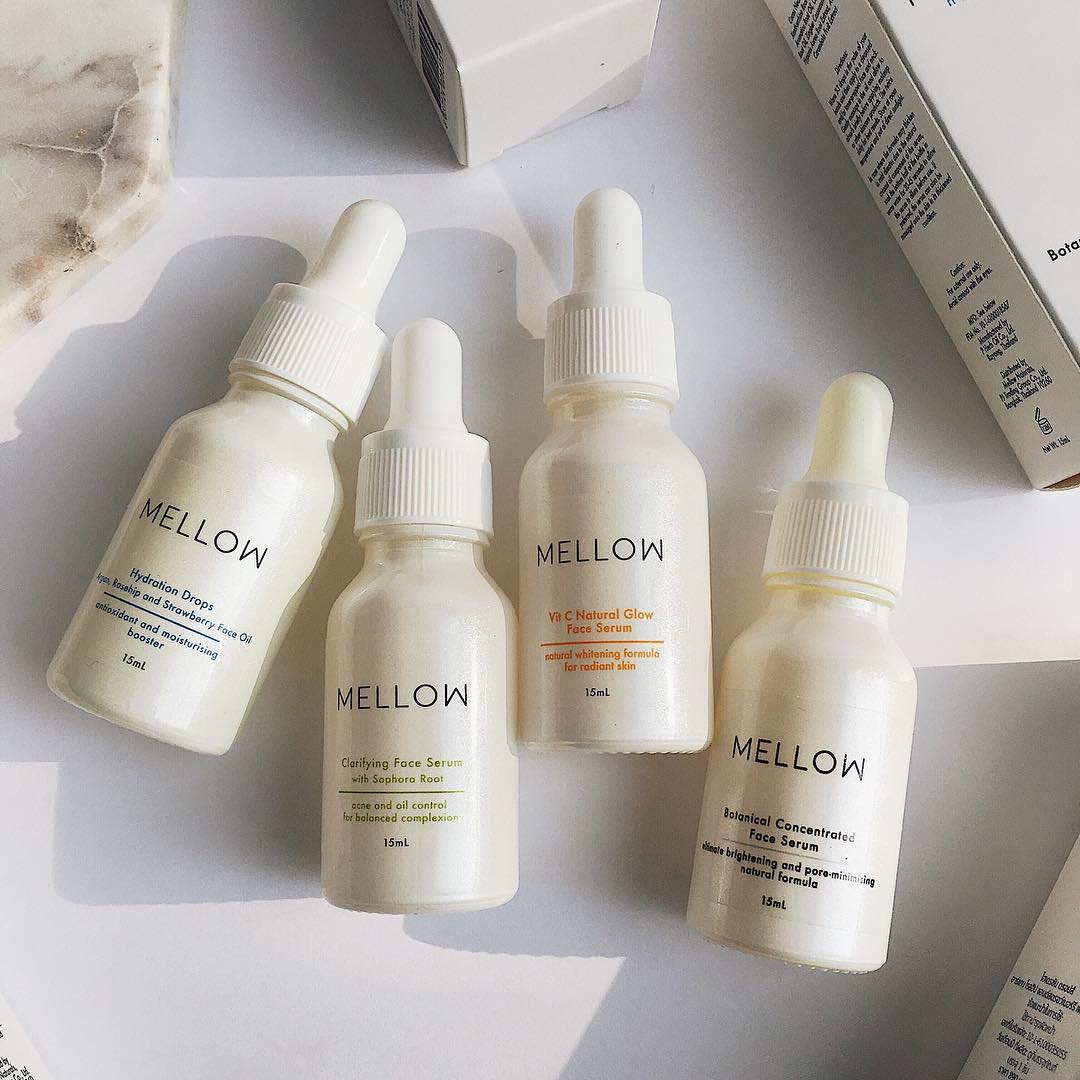 Mellow Naturals natural skin care