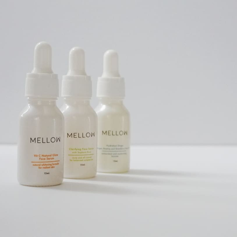 Mellow Naturals face care