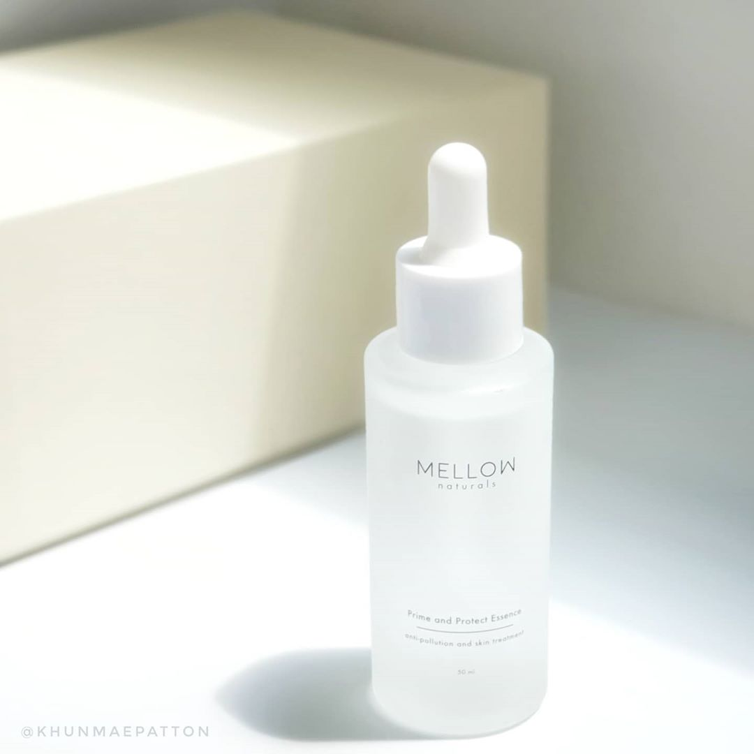 Mellow Naturals anti-pollution pm2.5 essence
