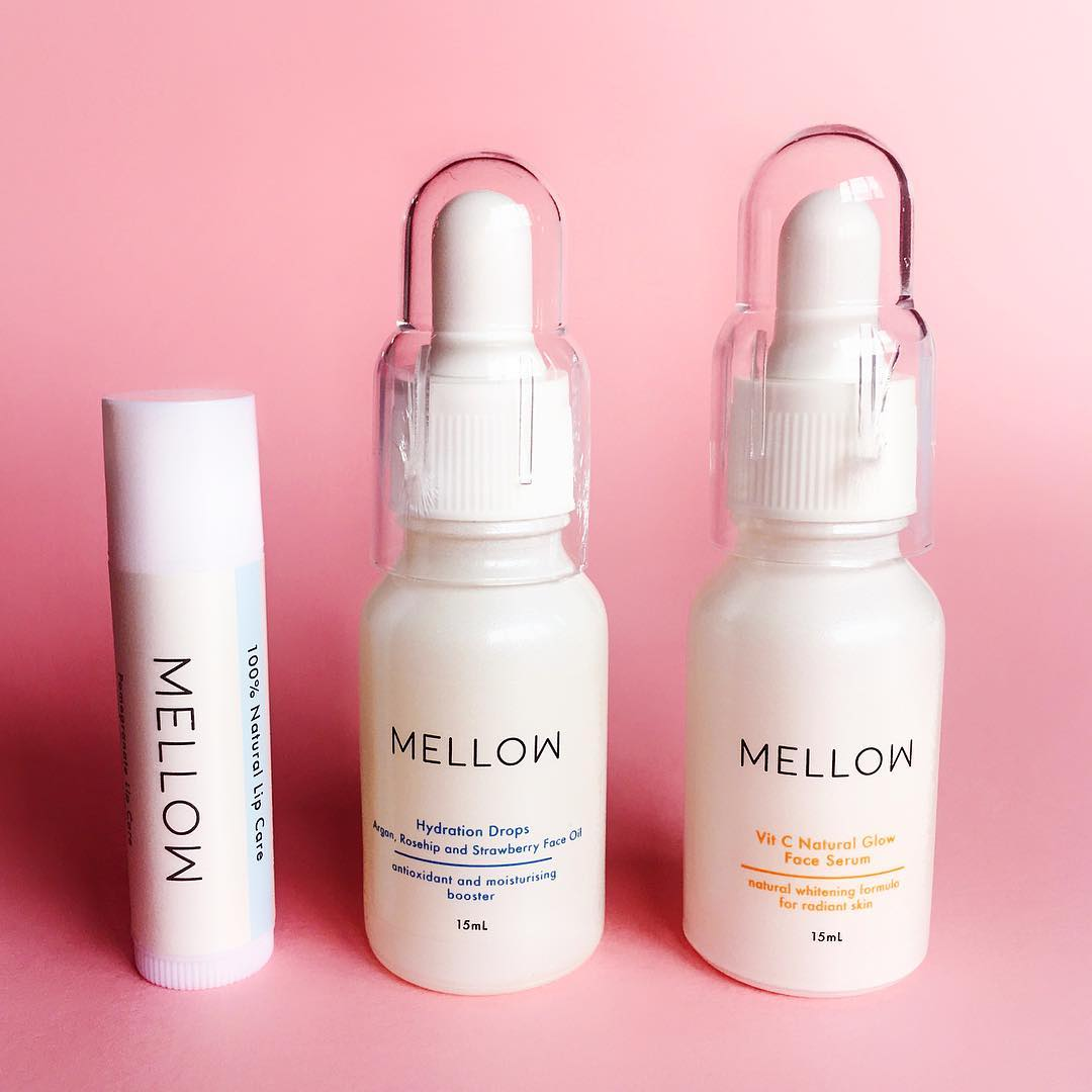 Mellow Naturals face care natural skin care