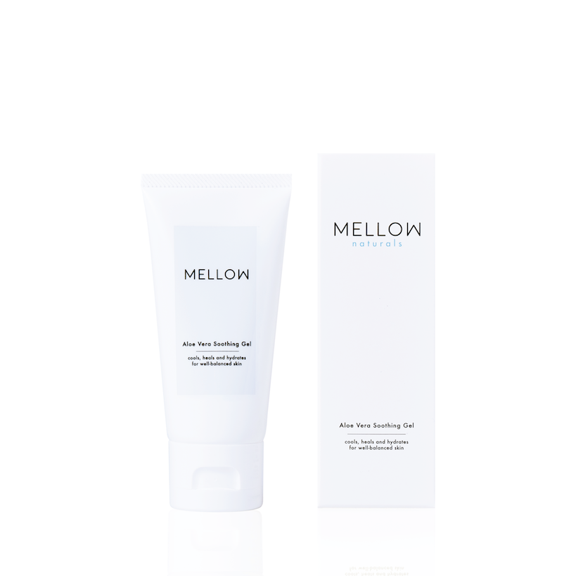 Mellow Naturals Skin Care Aloe Vera Soothing Gel