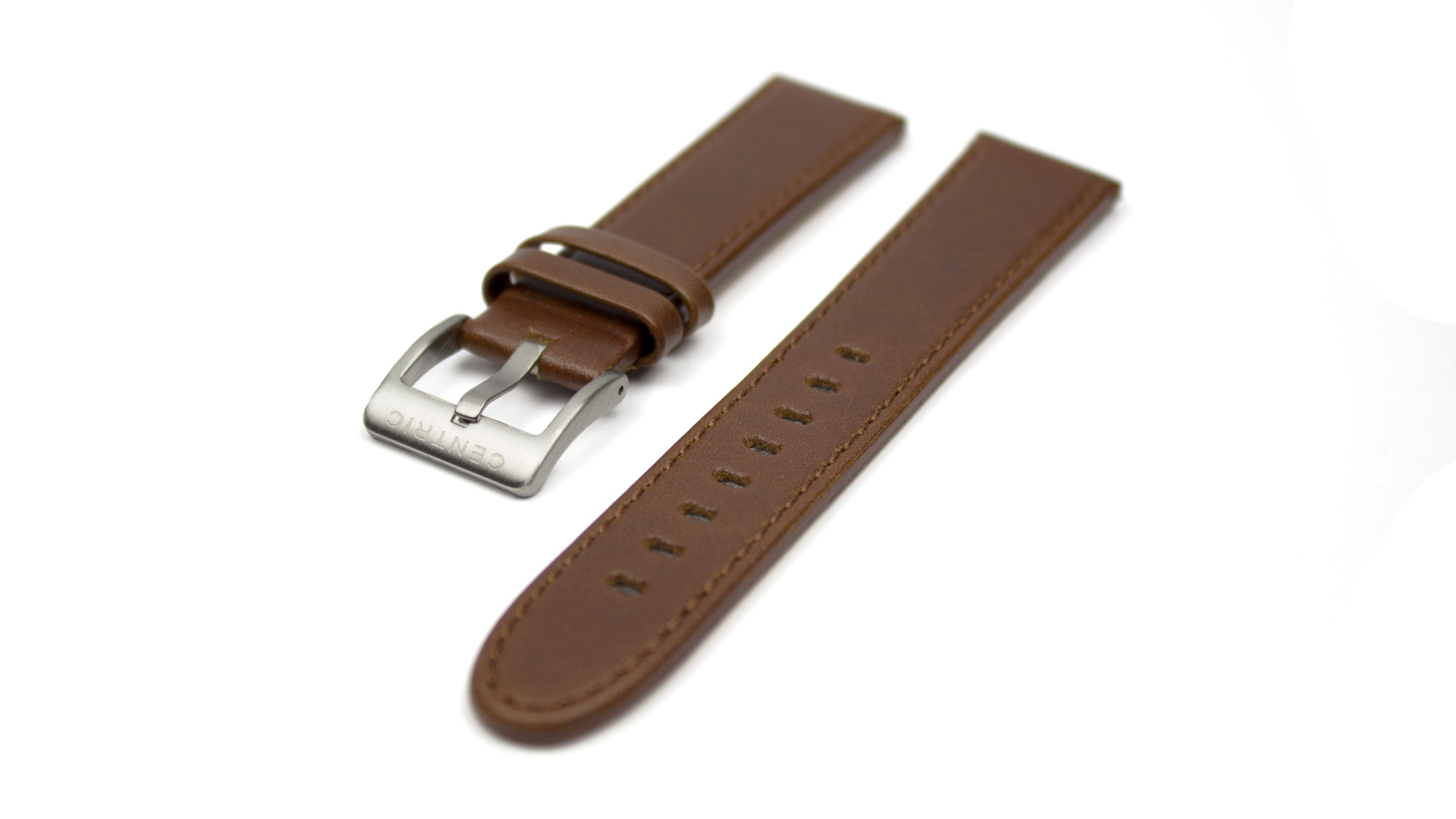 Classic Leather Strap - Brown