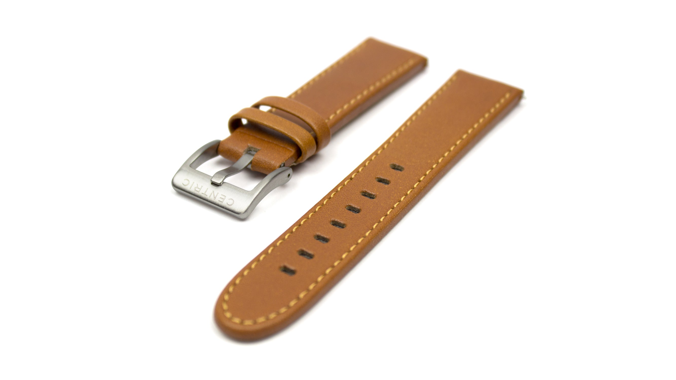 Field Watch Mark I (Ivory) - Double Strap Set