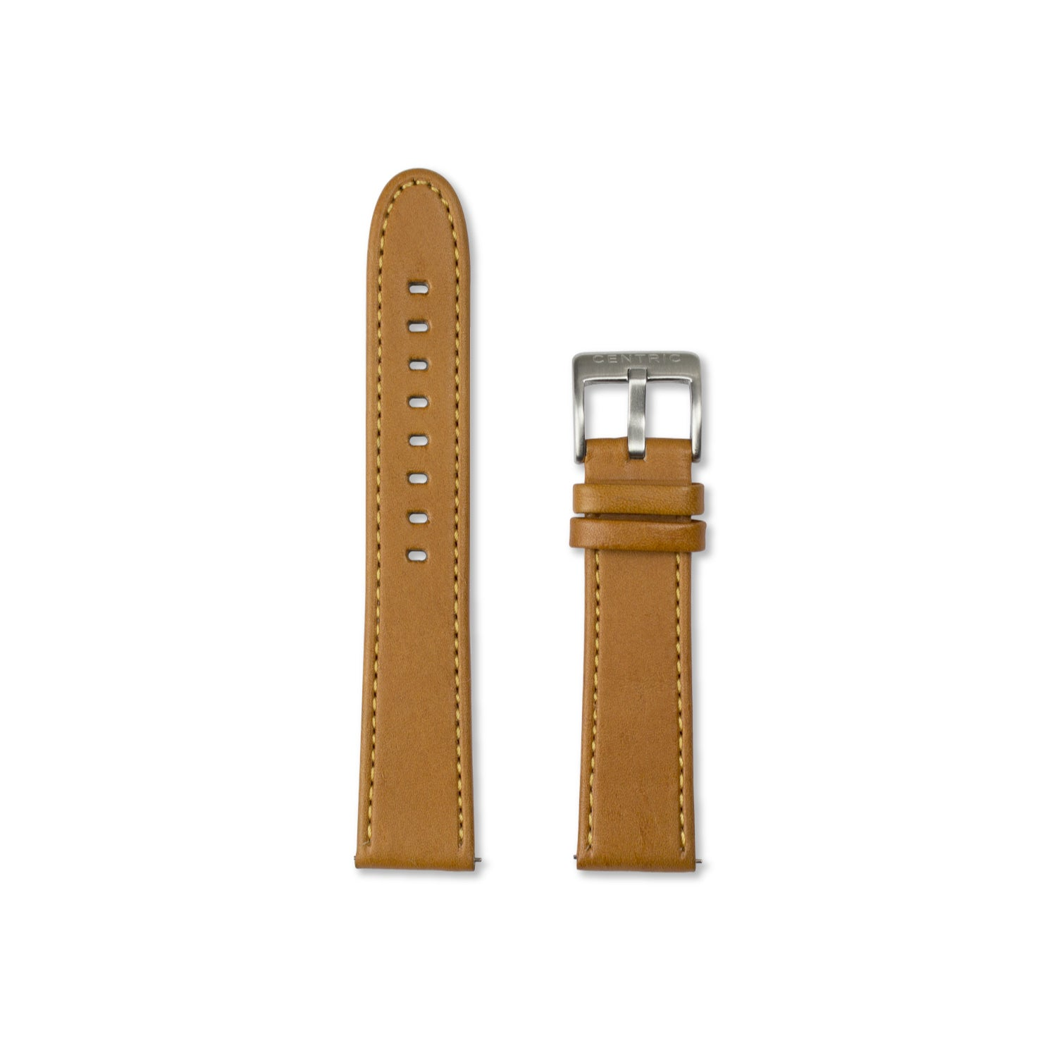 Field Watch Mark I (Ivory) - Classic Leather Strap